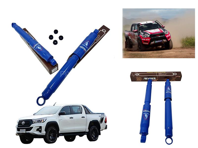 Tokico Rear Shock Absorbers For Toyota Revo 4x4  - 2pcs in Lahore