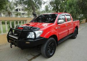 Toyota Hilux 2011 Cars for sale in Pakistan | PakWheels