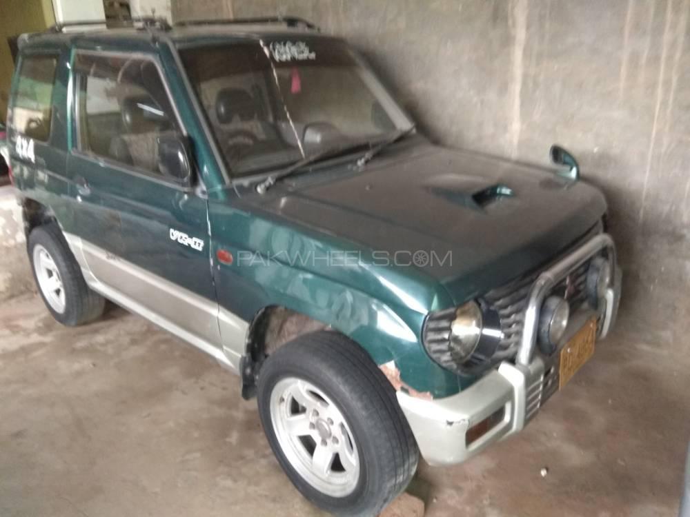 Mitsubishi Pajero Mini XR 1996 Image-1