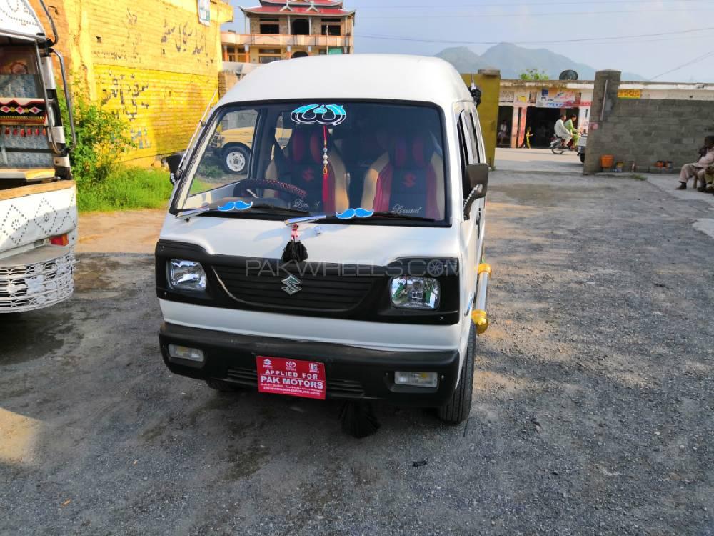 Suzuki Bolan 2019 Image-1