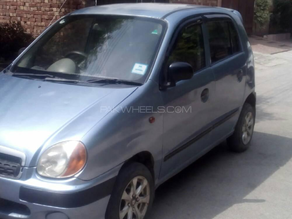 Hyundai Santro 2006 Image-1