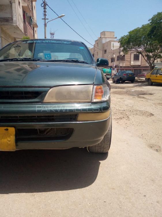 Toyota Corolla GL 1998 Image-1