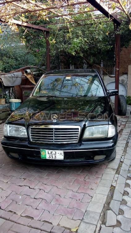 Mercedes Benz C Class C180 1999 Image-1