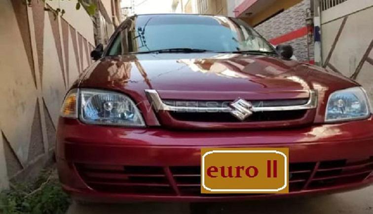 Suzuki Cultus EURO II 2014 Image-1