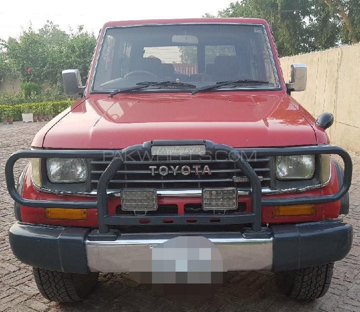 Toyota Prado RZ 3.0D (3-Door) 1994 Image-1