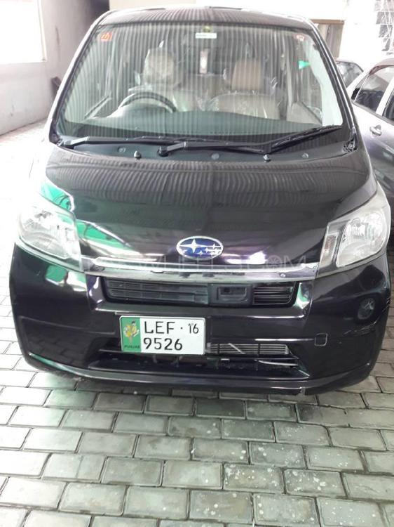 Subaru Stella G 2013 Image-1