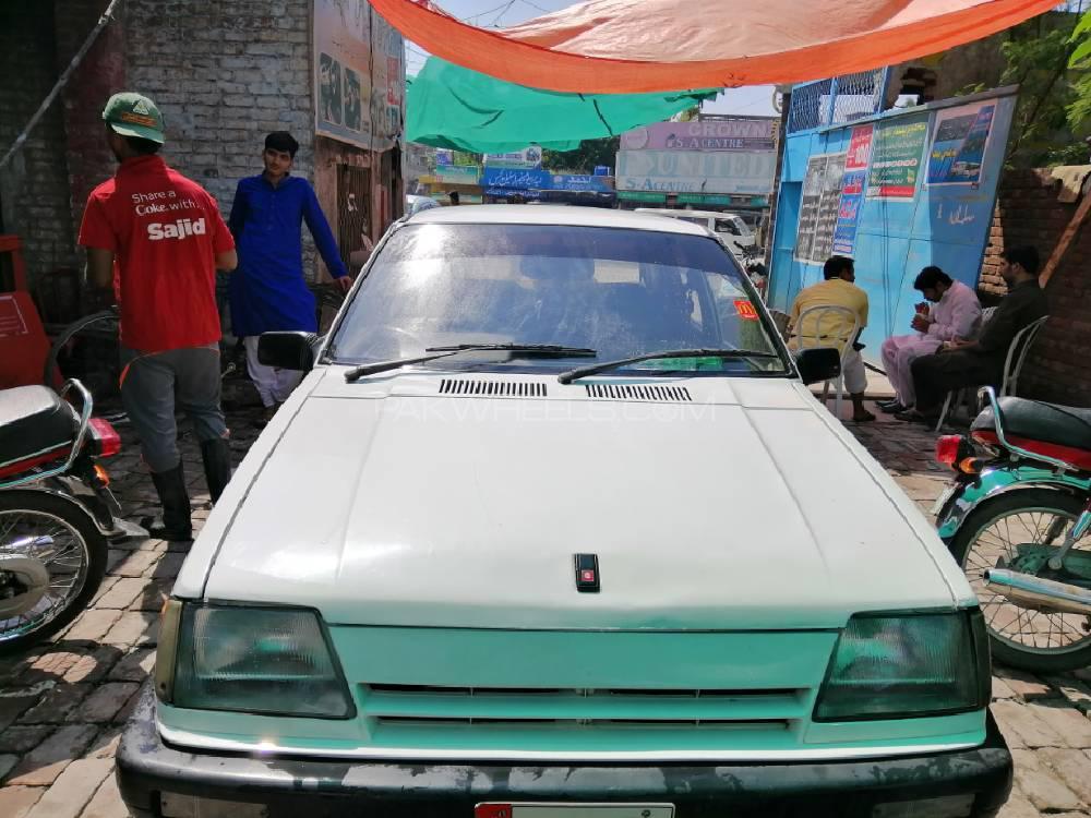 Suzuki Khyber 1997 Image-1