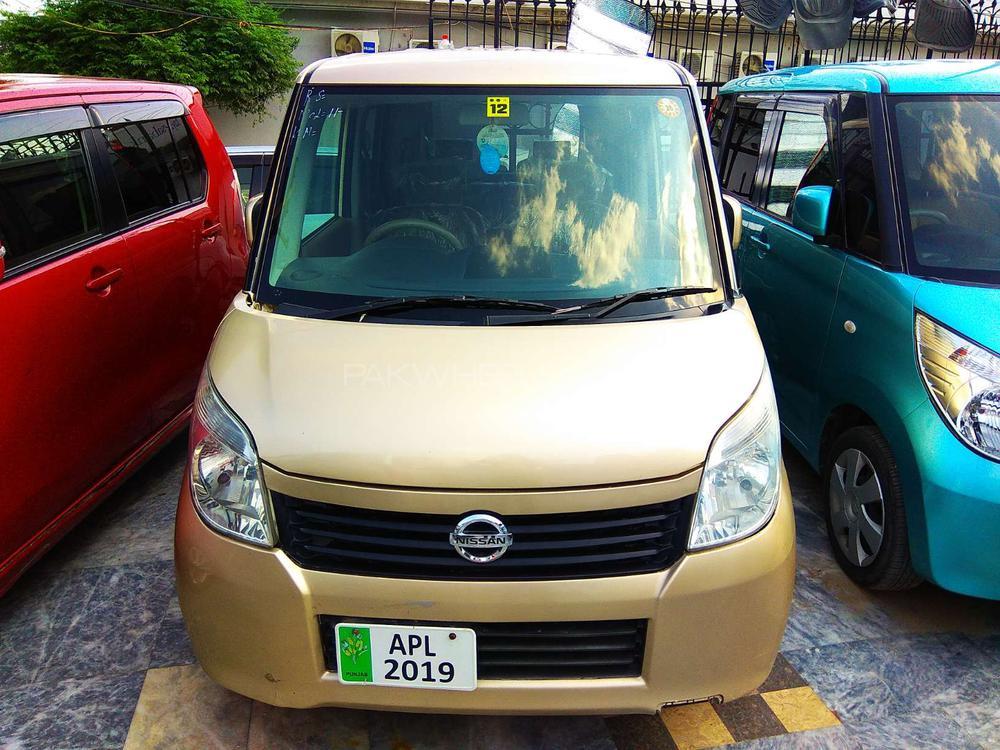 Nissan Roox E 2011 Image-1