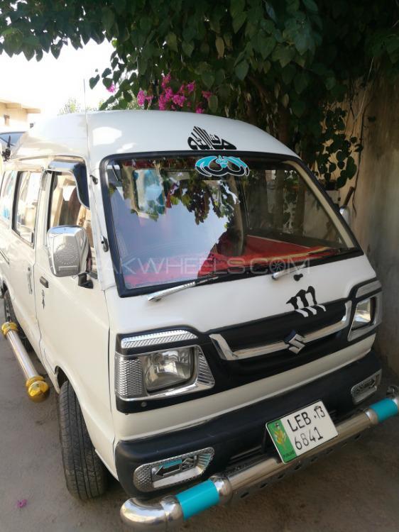 Suzuki Bolan VX 2013 Image-1