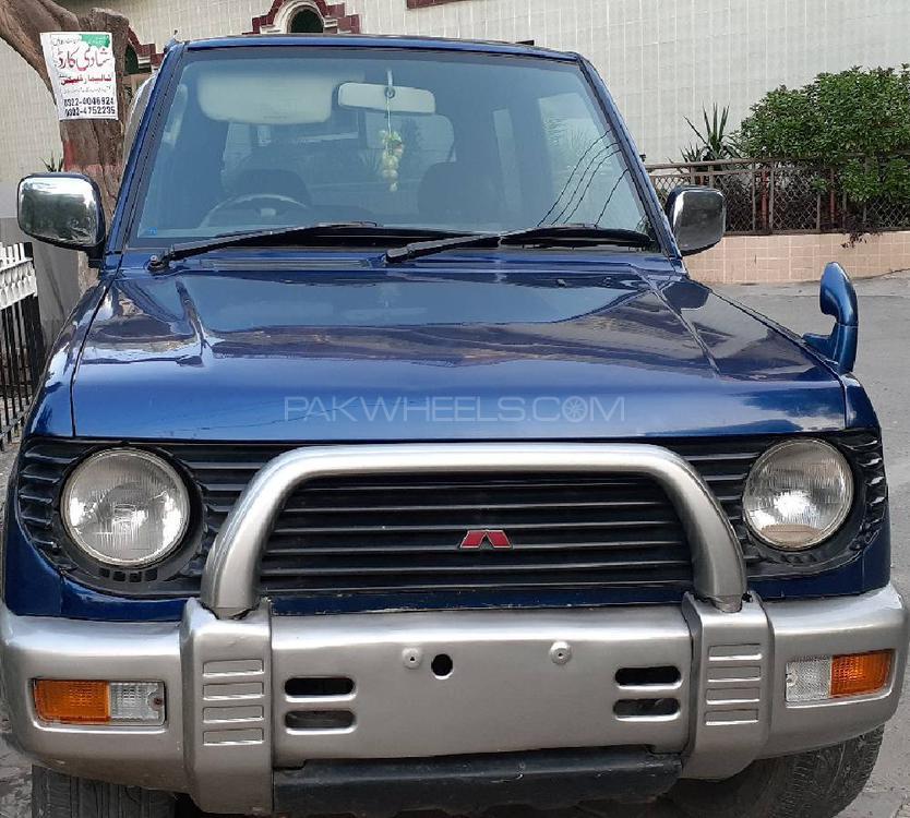 Mitsubishi Pajero Mini Limited 2006 Image-1