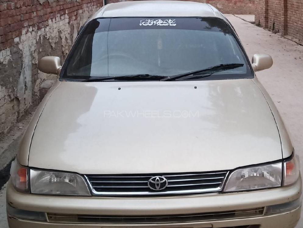 Toyota Corolla 2.0D 2002 Image-1