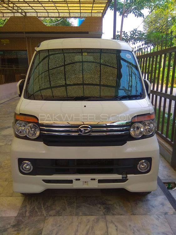 Daihatsu Atrai Wagon CUSTOM TURBO R 2013 Image-1