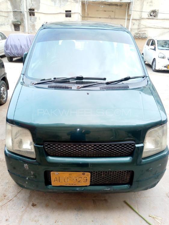 Suzuki Wagon R 2007 Image-1