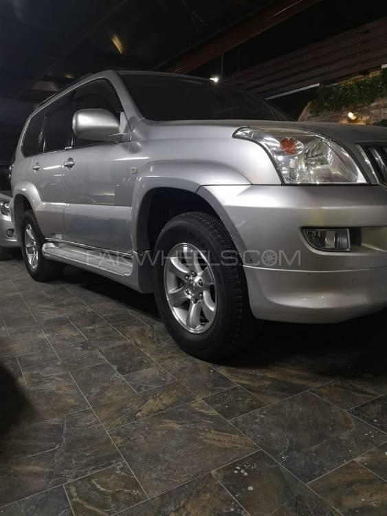 Toyota Prado TX Limited 3.4 2004 Image-1