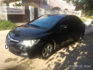 Used Civic VTi Oriel For Sale In Pakistan Manual Cars for