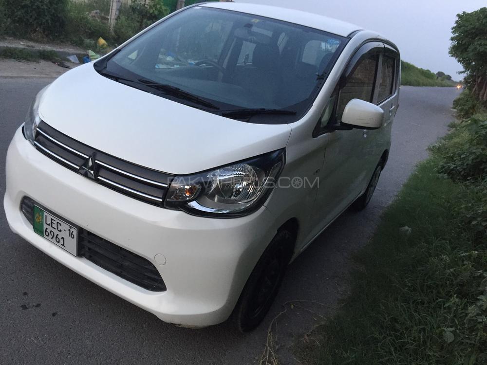 Mitsubishi Ek Wagon Limited 2014 Image-1