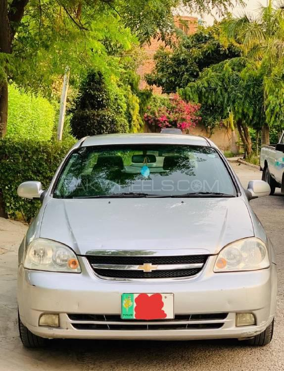 Chevrolet Optra LS 2005 Image-1