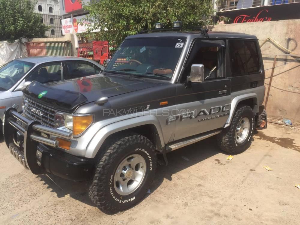 Toyota Prado 1990 Image-1