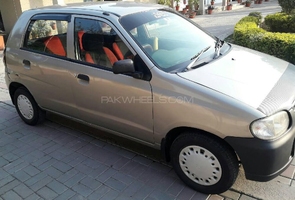 Suzuki Alto VX (CNG) 2005 Image-1
