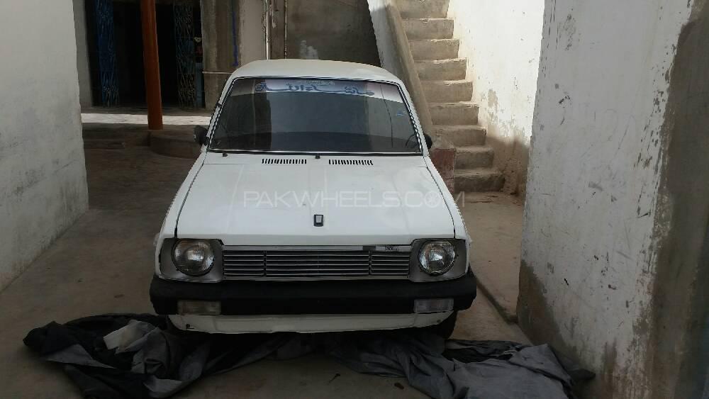 Suzuki FX 1981 Image-1