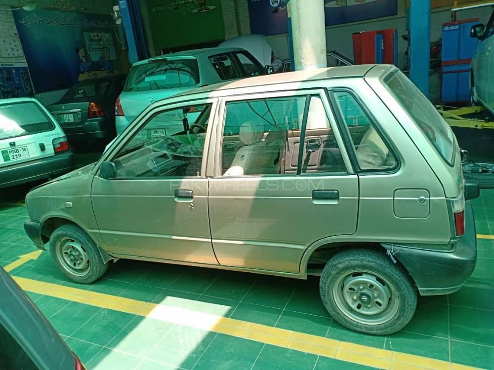 Suzuki Mehran VX Euro II 2014 Image-1