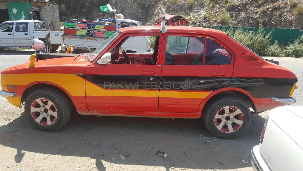 Toyota Corolla 1974 Image-1