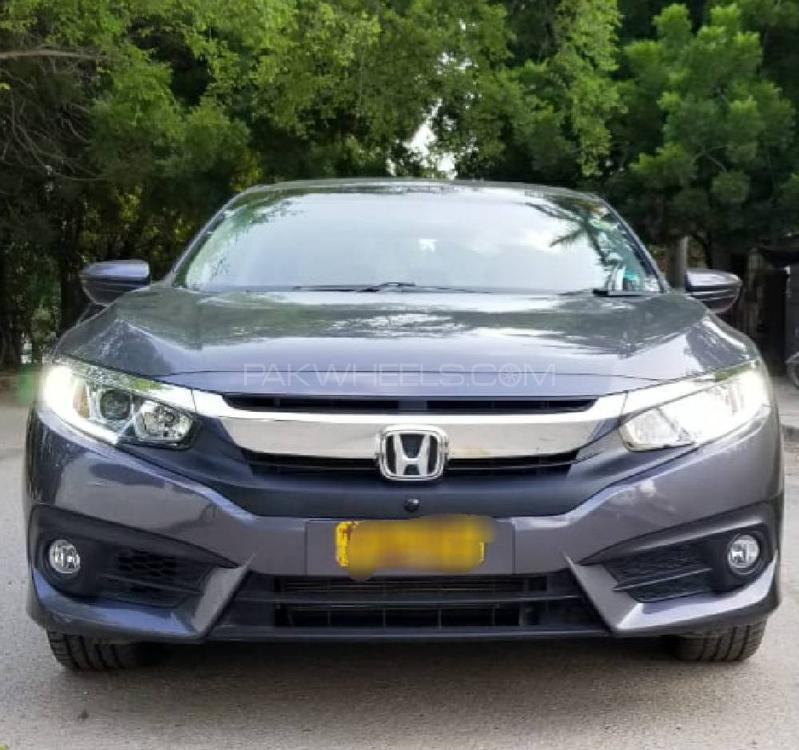 Honda Civic Oriel 1.8 I-VTEC CVT 2019 For Sale In Karachi