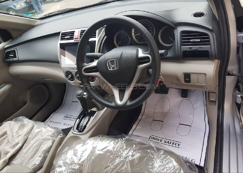 Honda City Aspire Prosmatec 1.5 i-VTEC 2017 Image-1