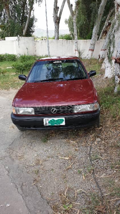 Nissan Sunny JX 1990 Image-1