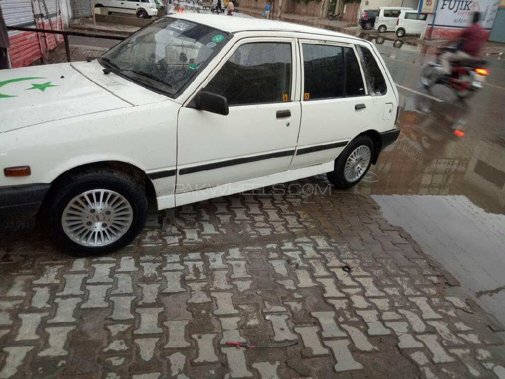 Suzuki Khyber 1987 Image-1