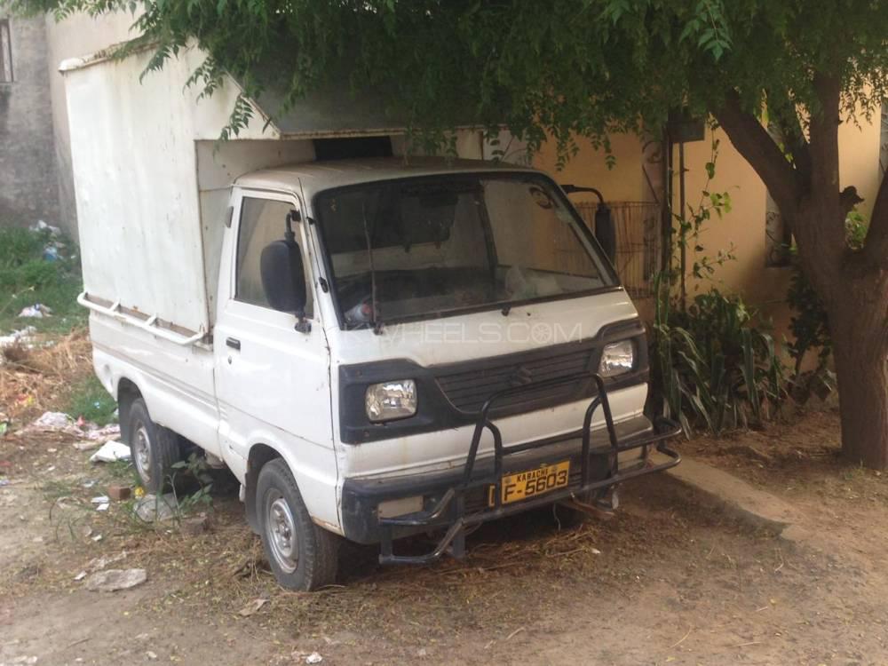 Suzuki Ravi PICKUP STD VX 1996 Image-1