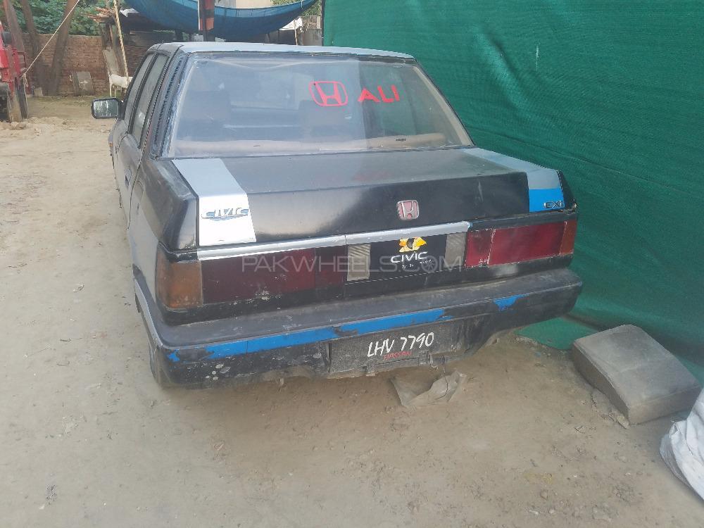 Honda Civic EXi 1985 Image-1