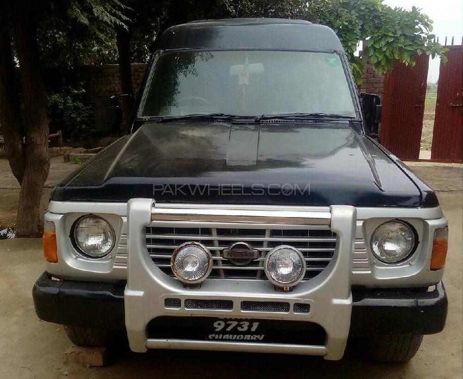 Nissan Patrol 1985 Image-1