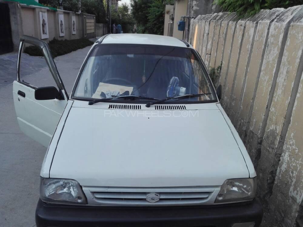 Suzuki Mehran VX (CNG) 1992 Image-1