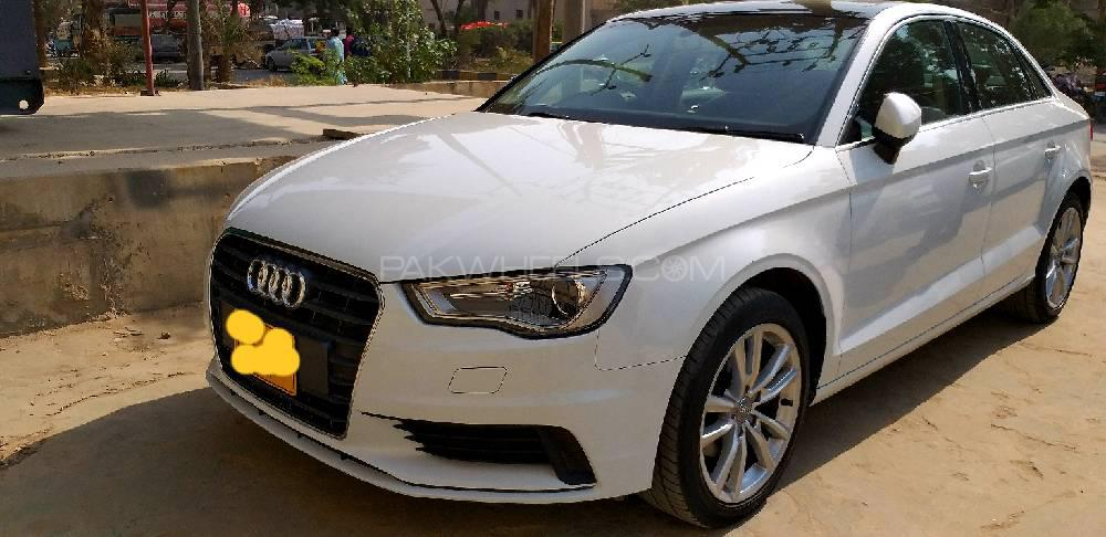 Audi A3 1.2 TFSI Exclusive Line 2016 Image-1
