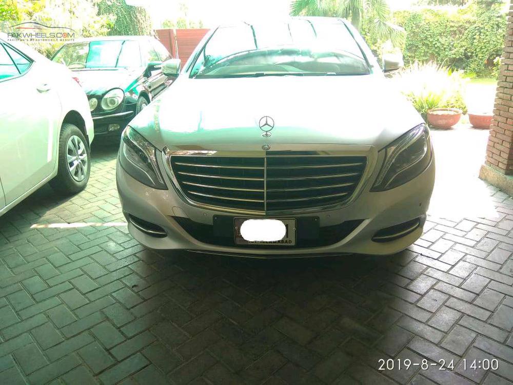 Mercedes Benz S Class S400 Hybrid 2014 Image-1