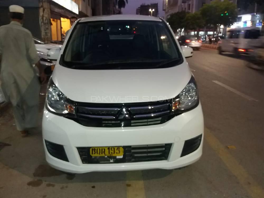 Mitsubishi Ek Wagon G Safety Plus Edition 2018 Image-1