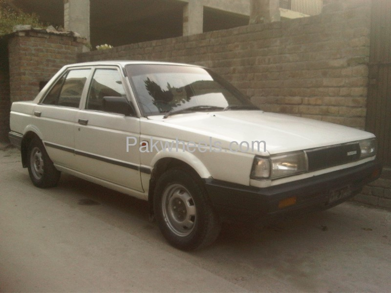 Nissan Sunny EX Saloon 1.3 (CNG) 1986 Image-6