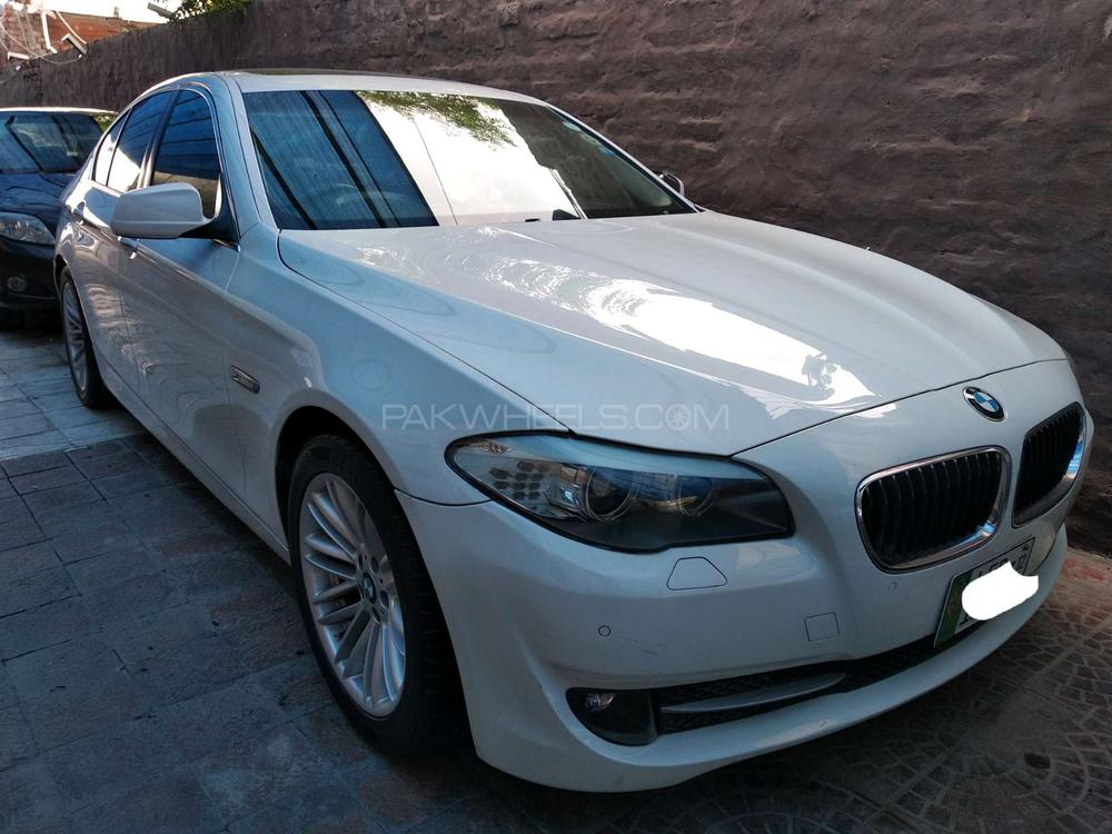 Bmw 5 Series 520d 2012 For Sale In Lahore Pakwheels