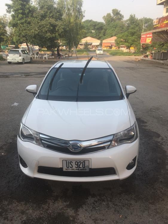 Toyota Corolla Axio X 1.5 2013 Image-1
