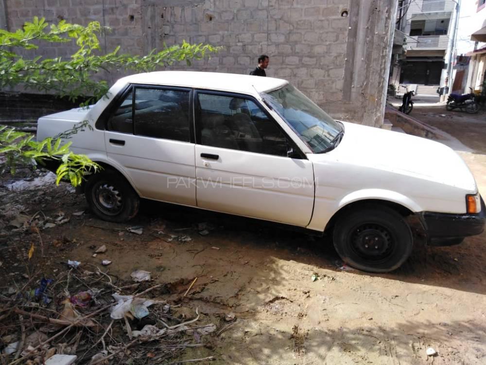 Toyota Corolla GL 1984 Image-1
