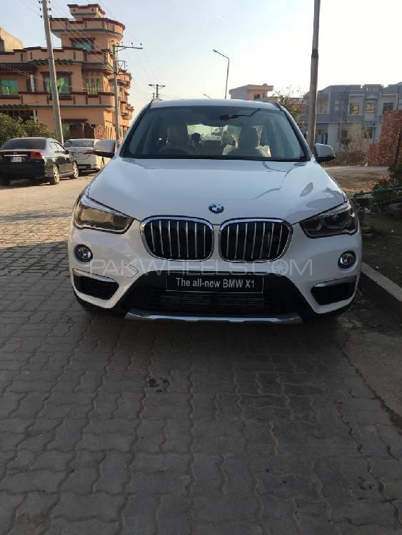 BMW X1 2018 Image-1