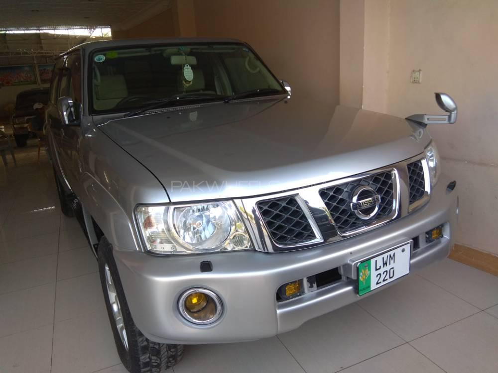 Nissan Safari 2003 Image-1