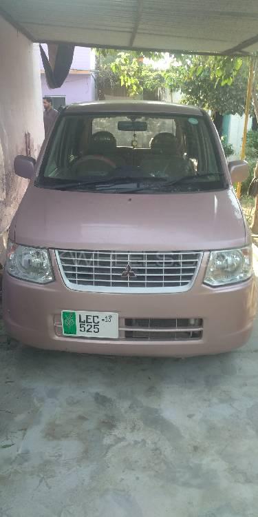Mitsubishi Ek Wagon G 2008 Image-1