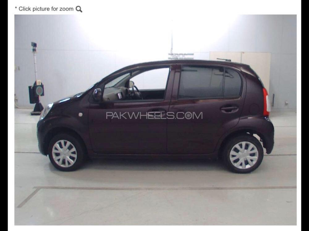 Toyota Passo X L Package 2015 Image-1