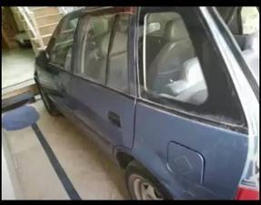 Suzuki Cultus Cars for sale in Sargodha | PakWheels