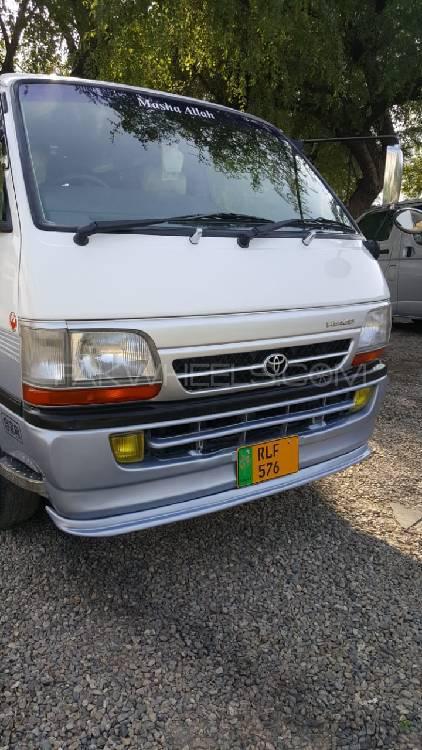 Toyota Hiace GL 1988 Image-1