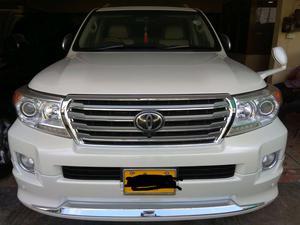 Toyota Land Cruiser ZX for sale in Pakistan | PakWheels