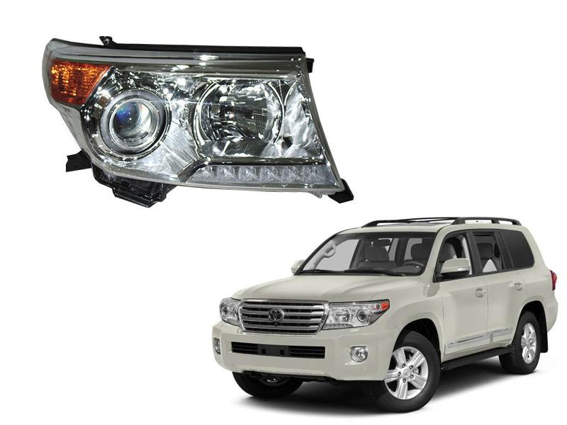 Tyc RH Head Light For Toyota Land Cruiser 2014-2016 in Lahore