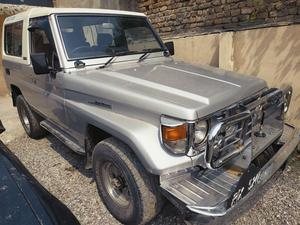 Toyota Land Cruiser 1994 Cars for sale in Pakistan | PakWheels